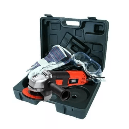 Esmeril 4 1/2 820w Black & Decker Cod: 2015650